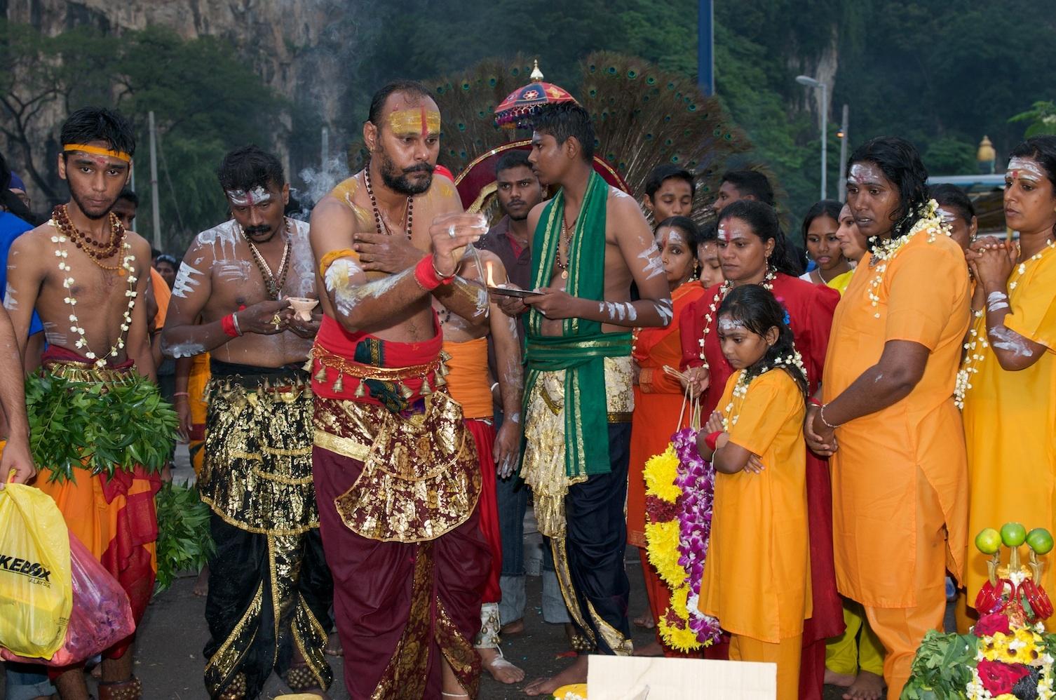 Magnificent Local Festivals Of Tamil Nadu-Thaipusam