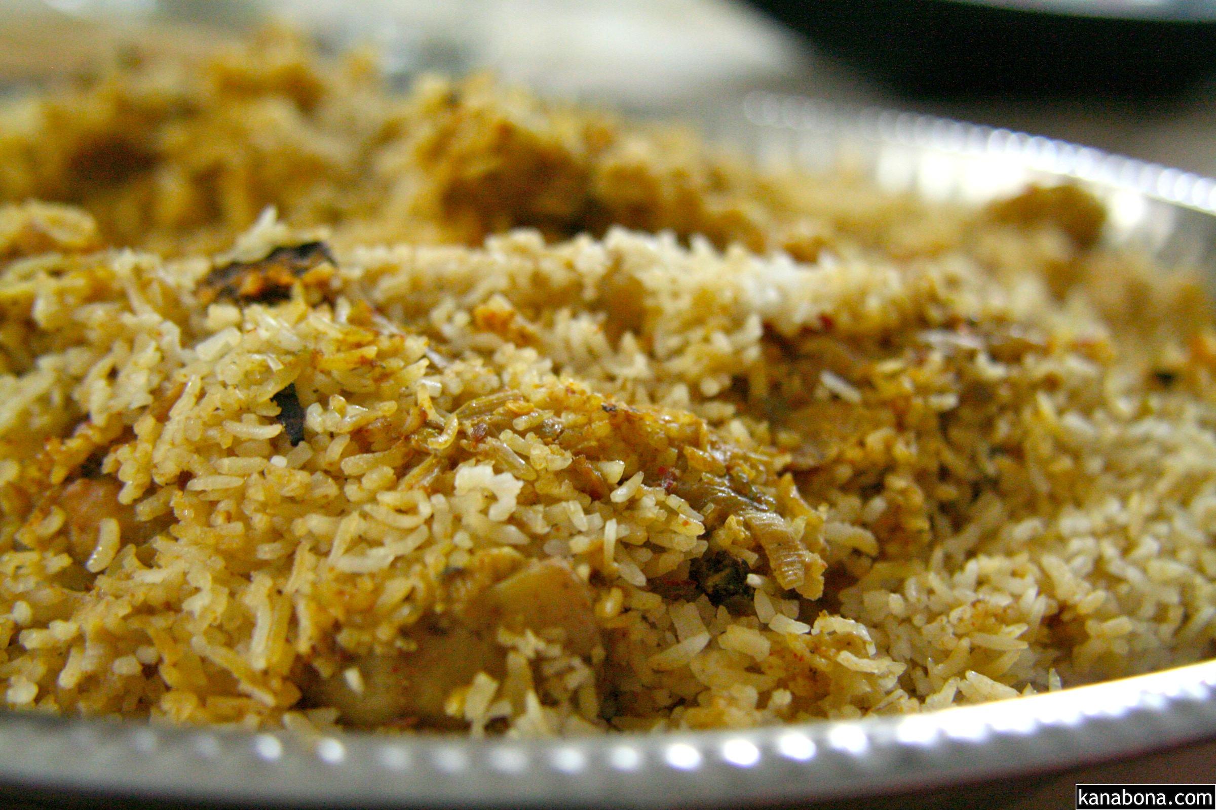 Thalassery Biryani - Kerala Dishes to Try When In Kerala