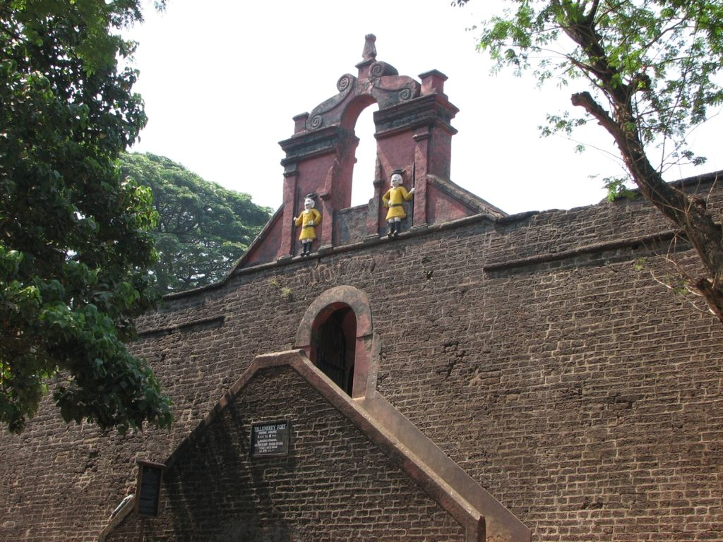 Best Destination to Visit in Kerala-Thalassery Fort