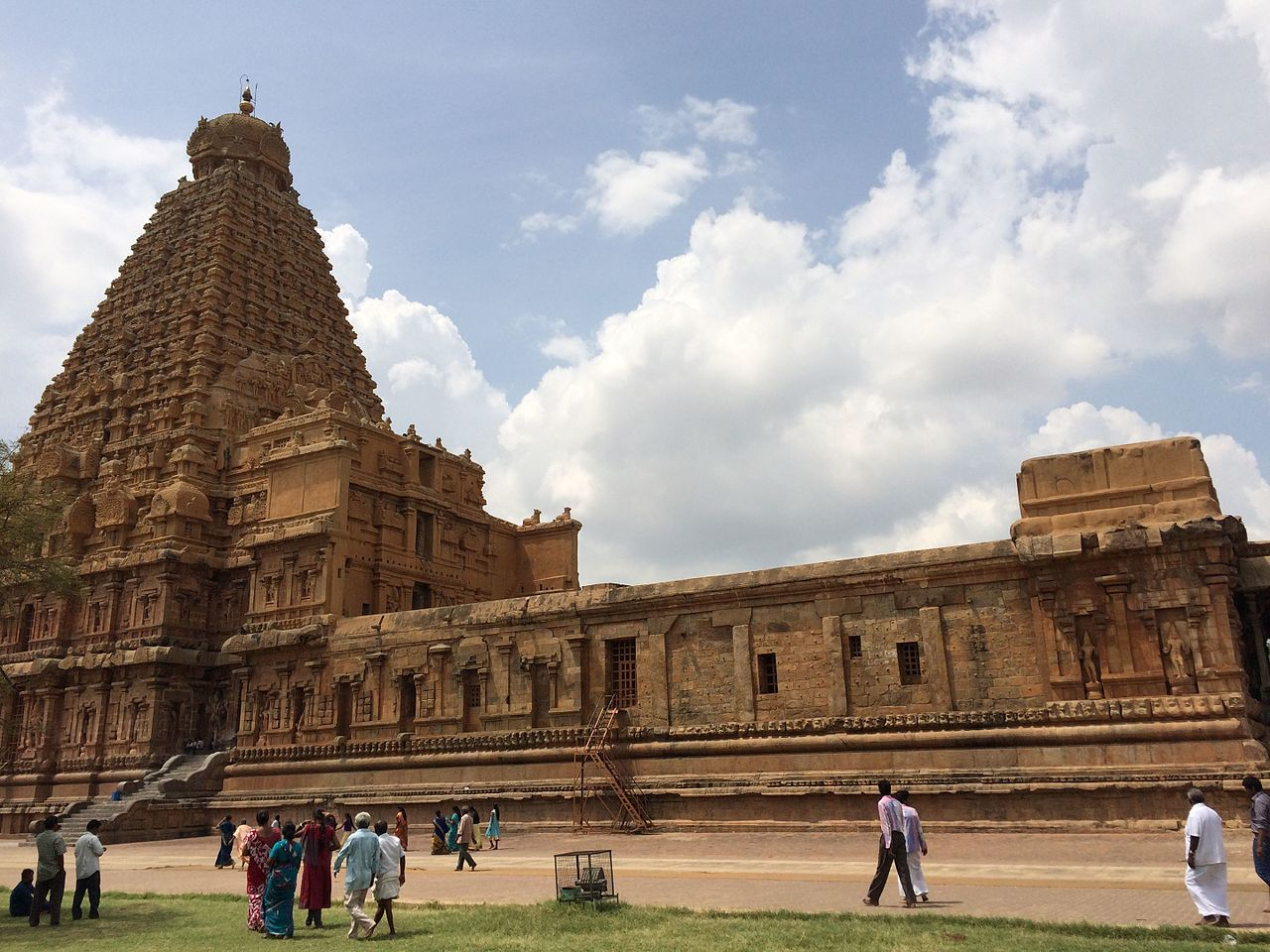 Thanjavur, Brihadeeswara Temple In Tamil Nadu