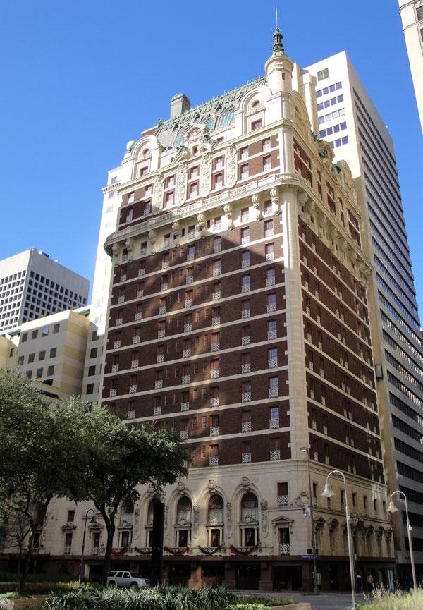 Famous Haunted Location in Dallas City-The Adolphus Hotel