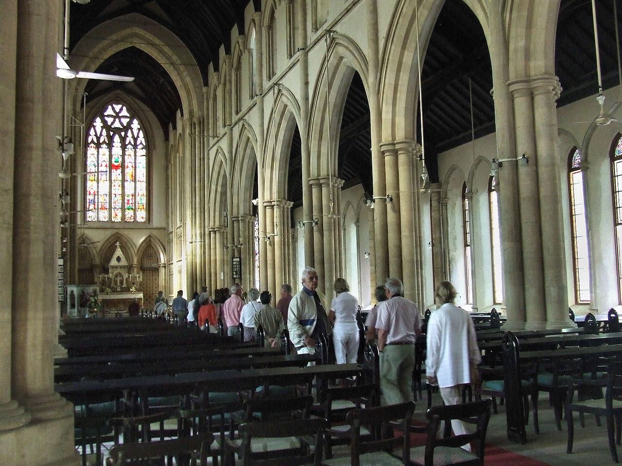 The Afghan Church Experience in Colaba, Mumbai