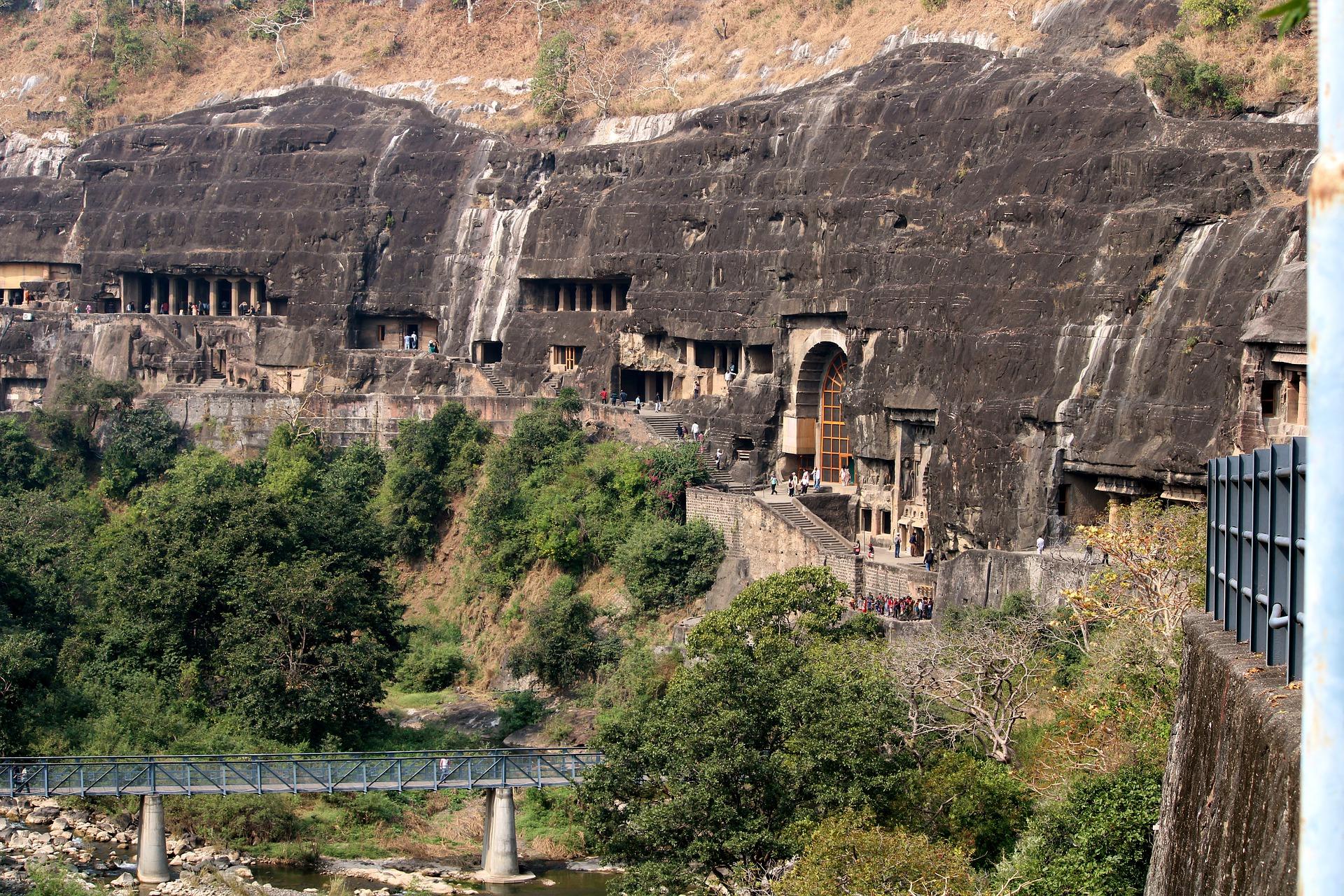 The Ajanta Caves Experience