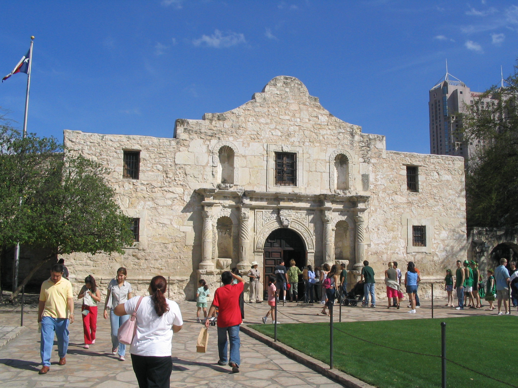Top-rated Historical Commission Sites In Texas-The Alamo Historic Site