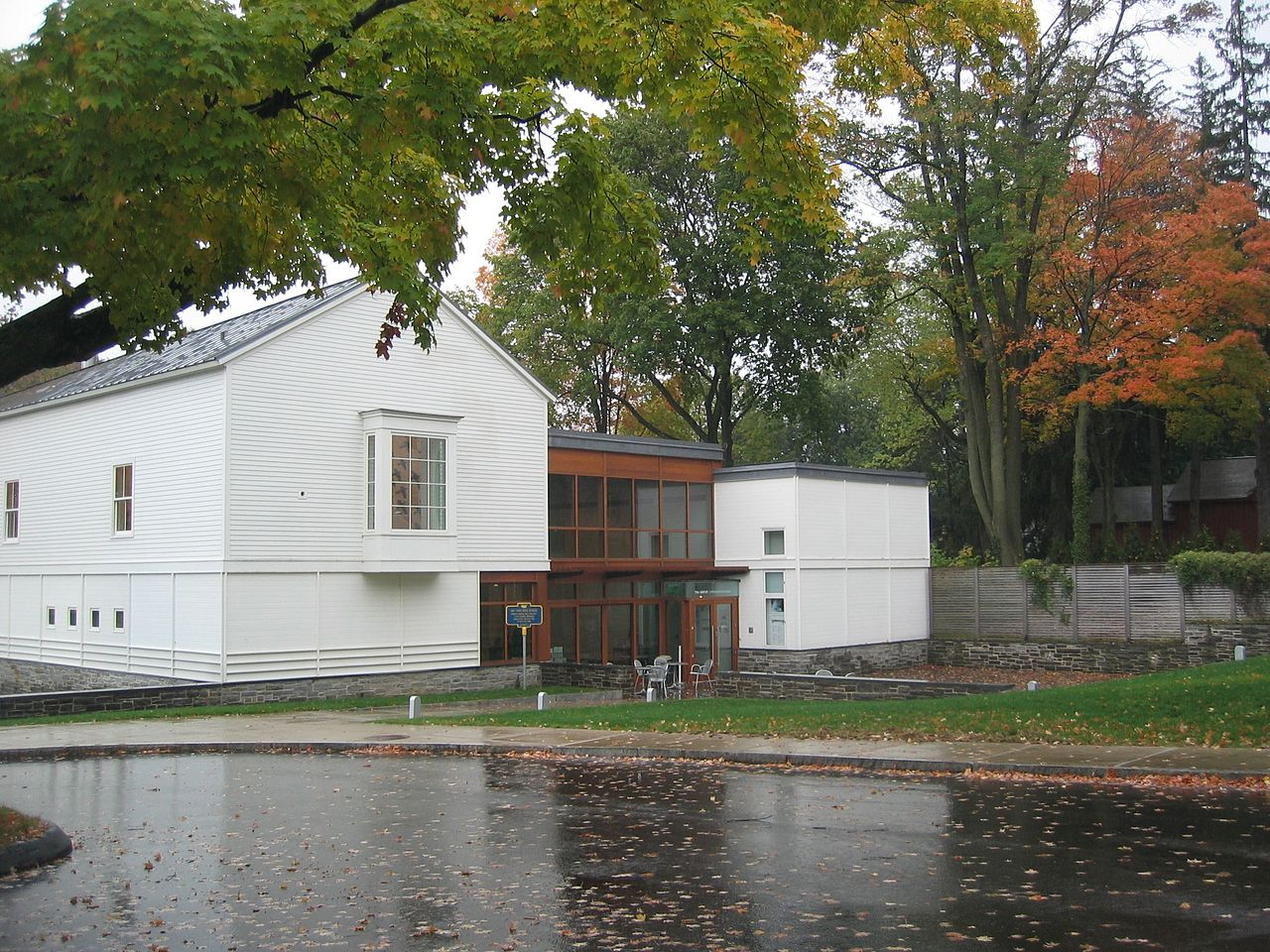 Best Visiting Place In Connecticut-The Aldrich Contemporary Art Museum