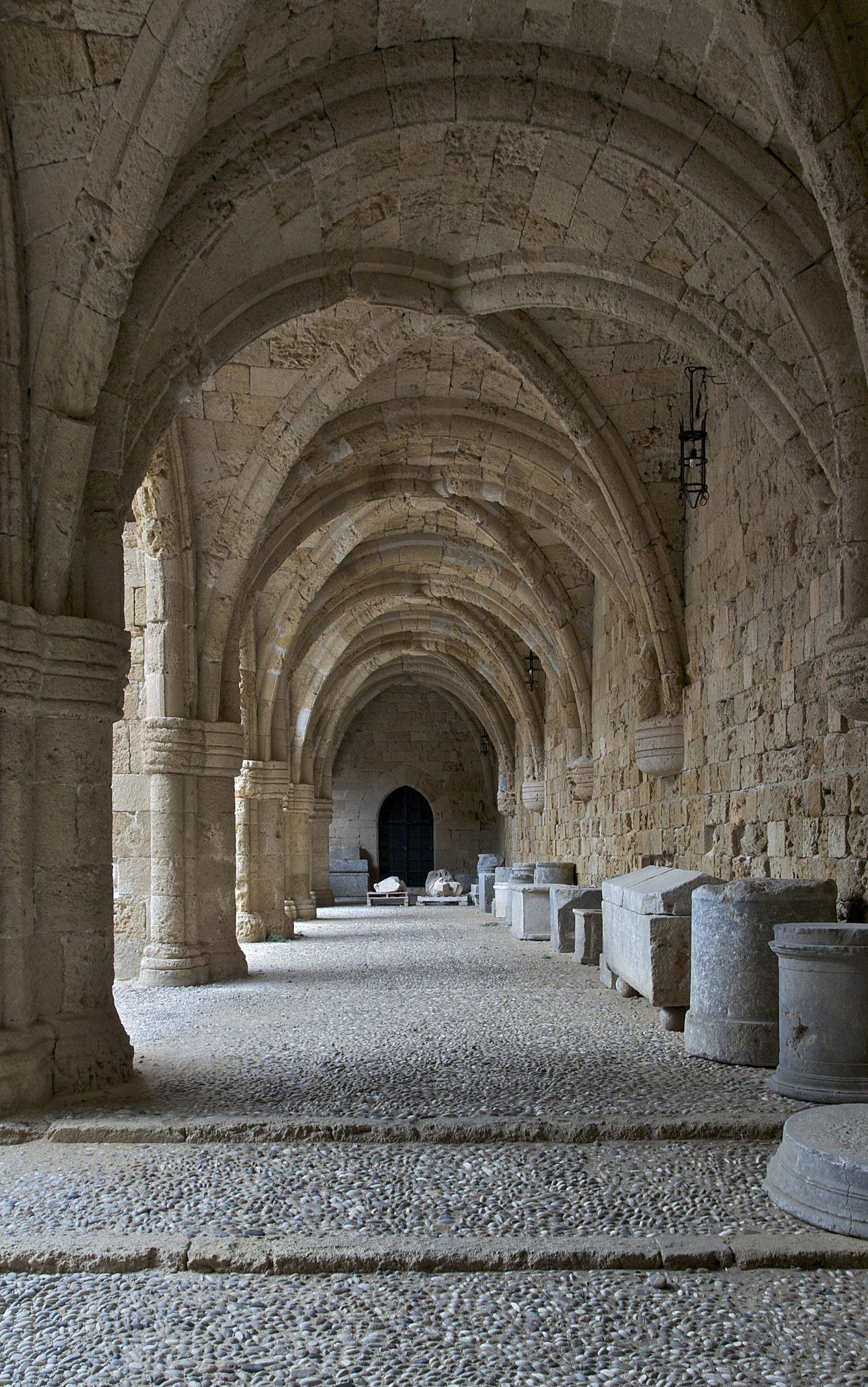 Best Visiting Place In Rhodes-The Archaeological Museum of Rhodes