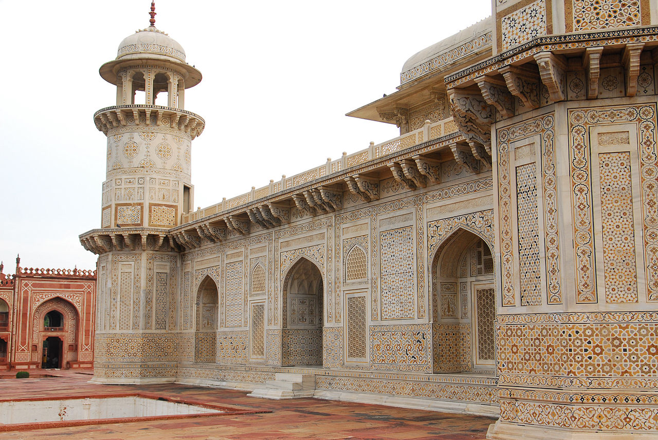 The Architectural Beauty of Itmad Ud Daula
