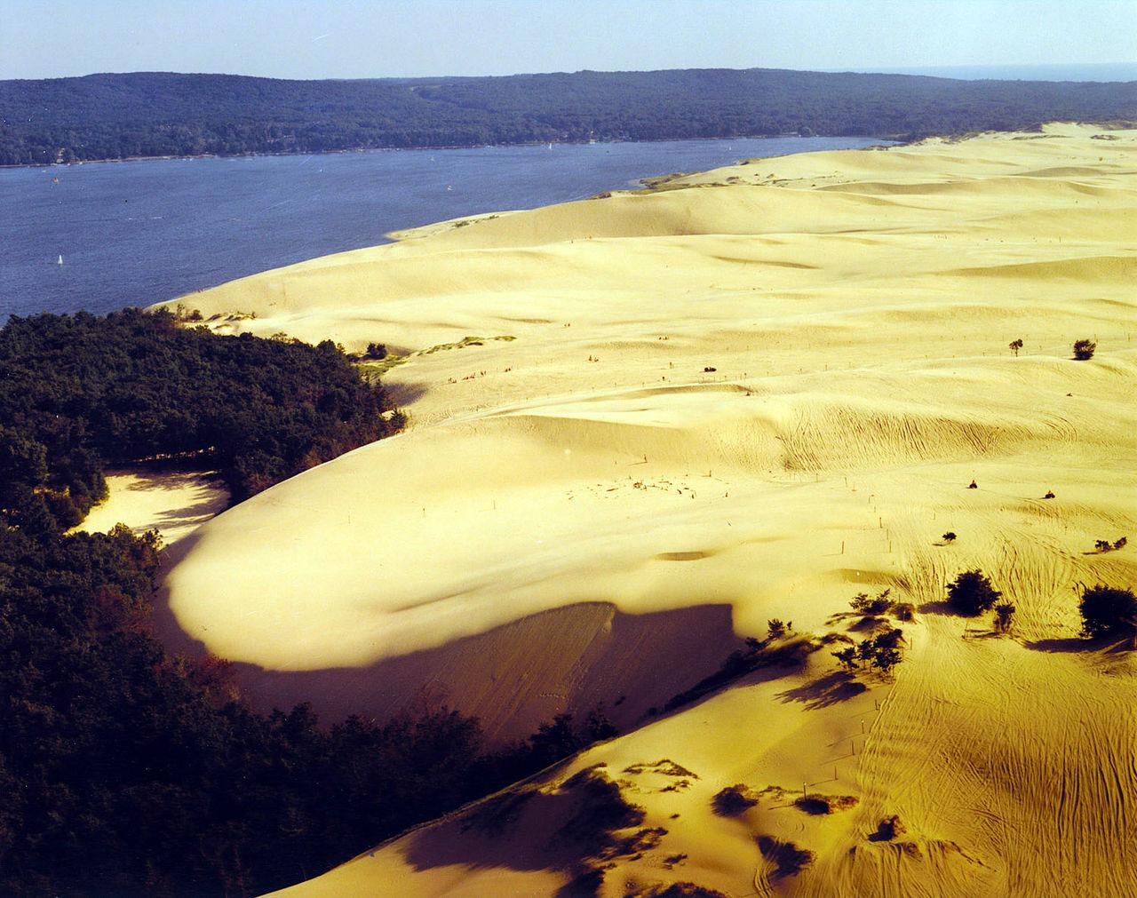 Popular Beach of Michigan-The Beach of Silver Lake Sand Dunes