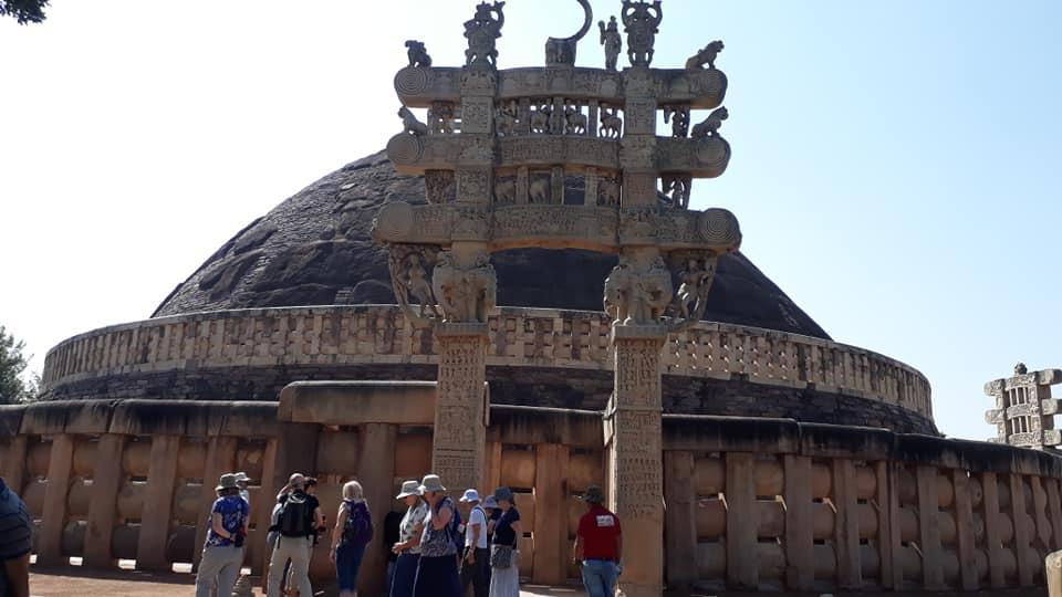 The Best Ways to Reach Sanchi Stupa