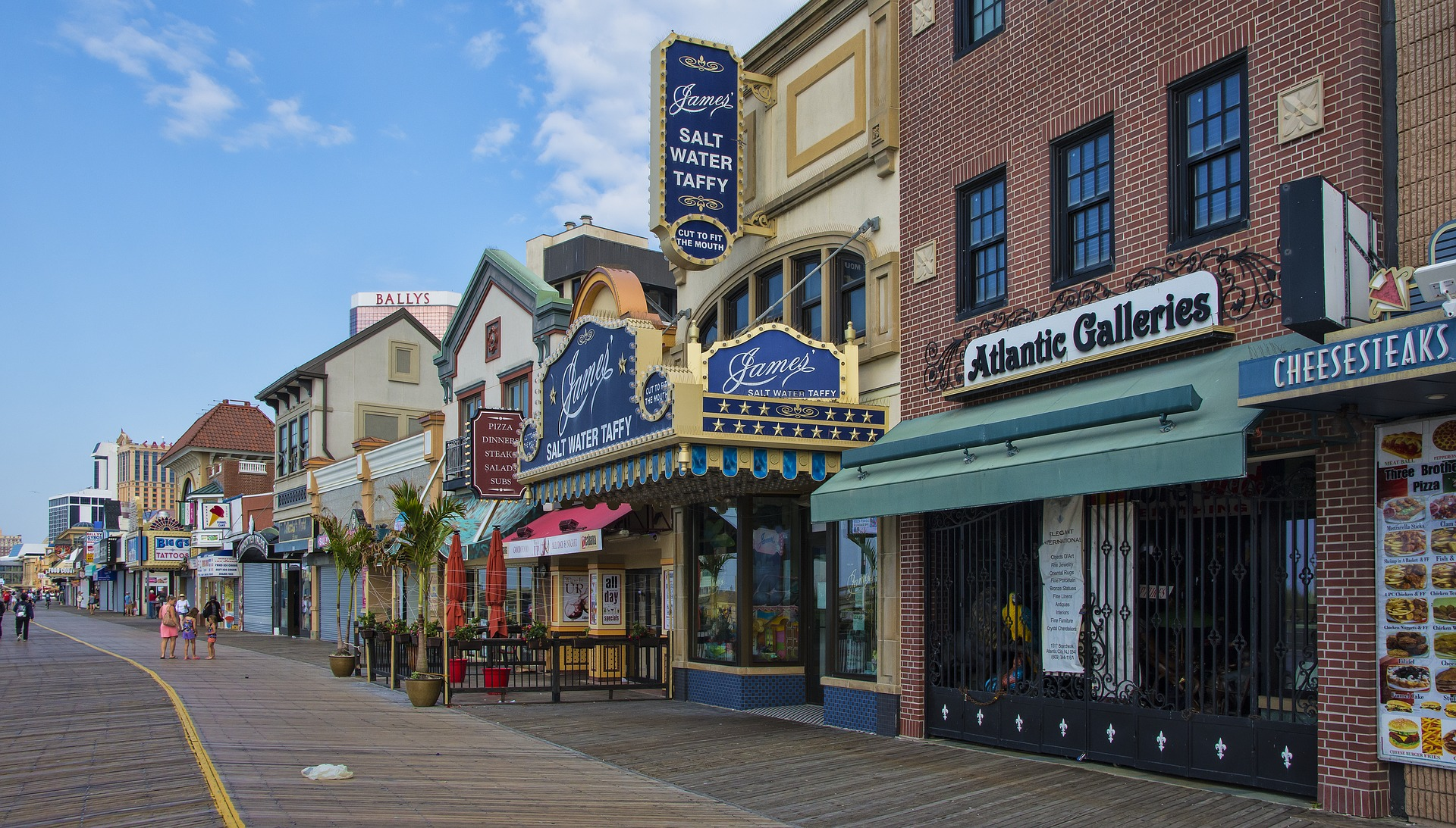The Boardwalk - Top Attractions to Visit in Atlantic City Besides Gambling