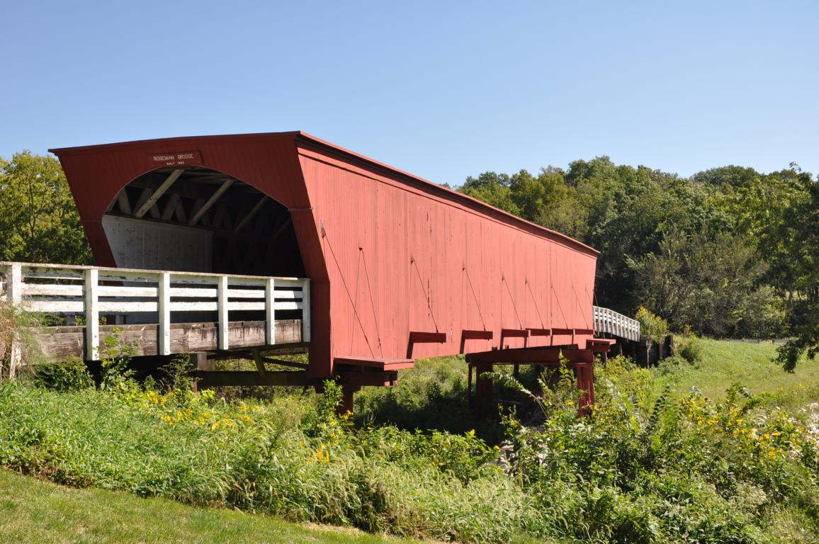 Best Visiting Place In Iowa-The Bridges of Madison County