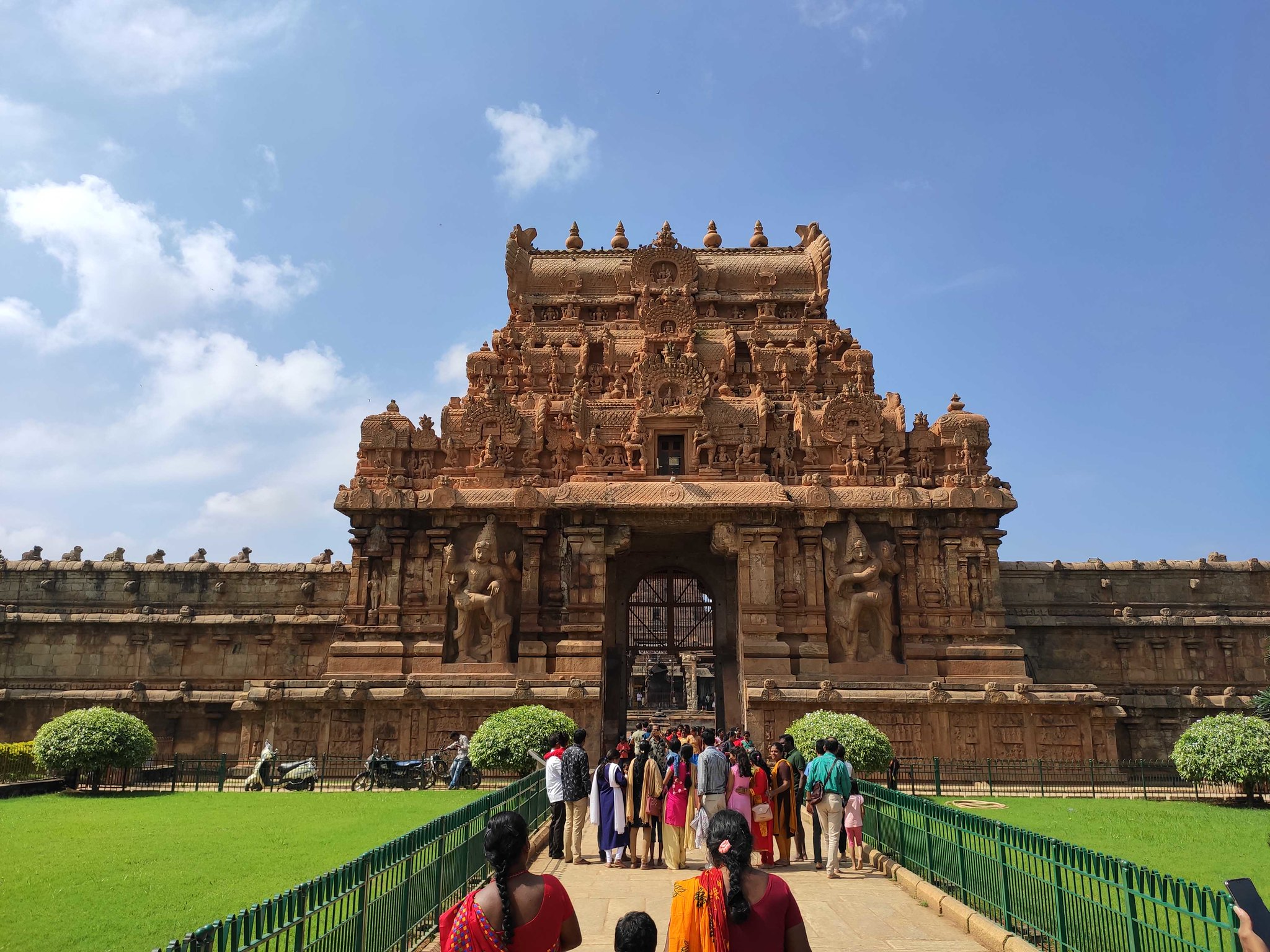 A Visit To The Great Living Chola Tempes In Tamil Nadu