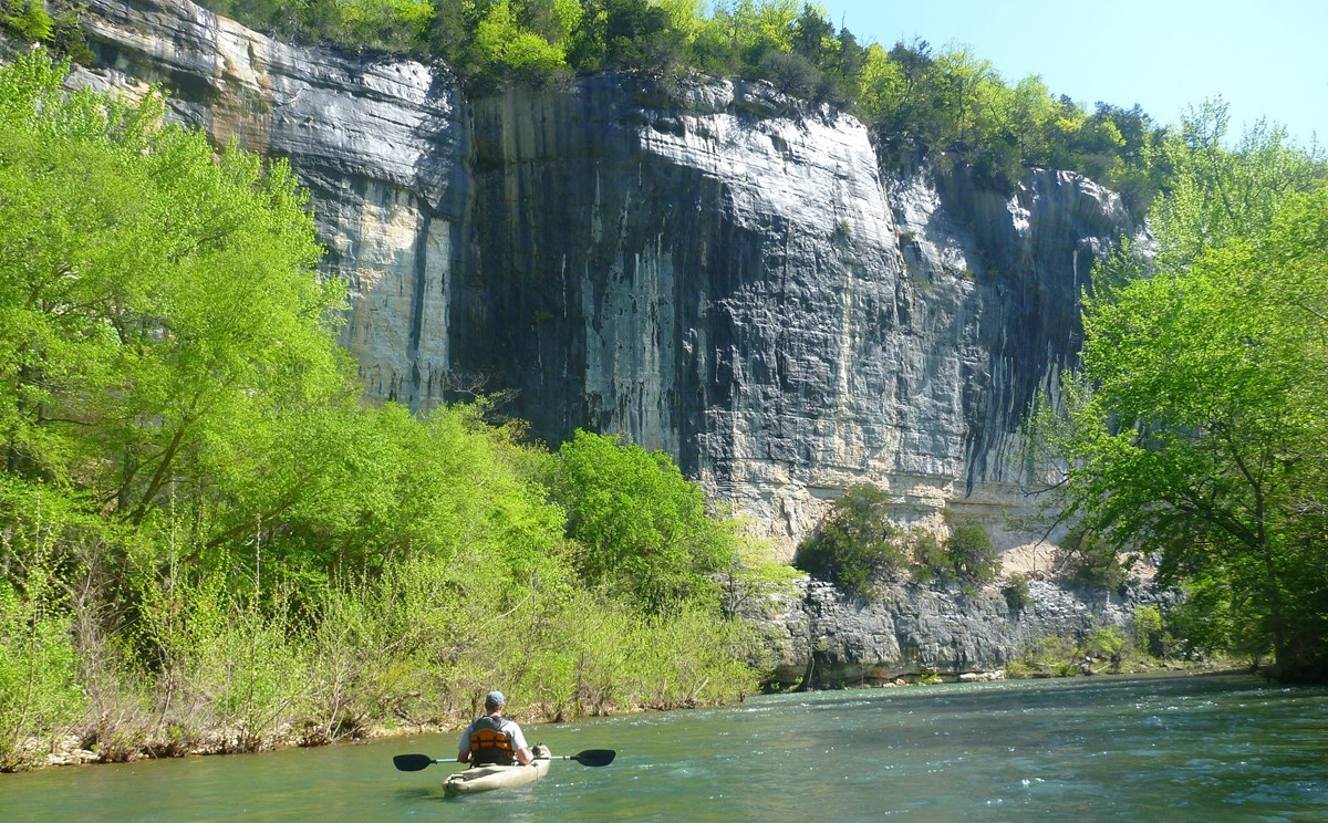 Best Place In Arkansas-The Buffalo National River