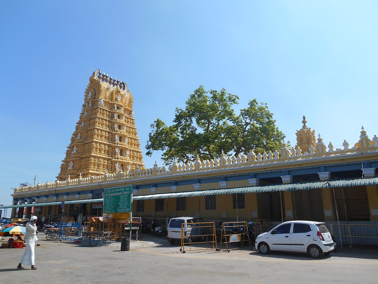 Best Place to Visit Chamundi Hills In Mysore-The Chamundeshwari Temple