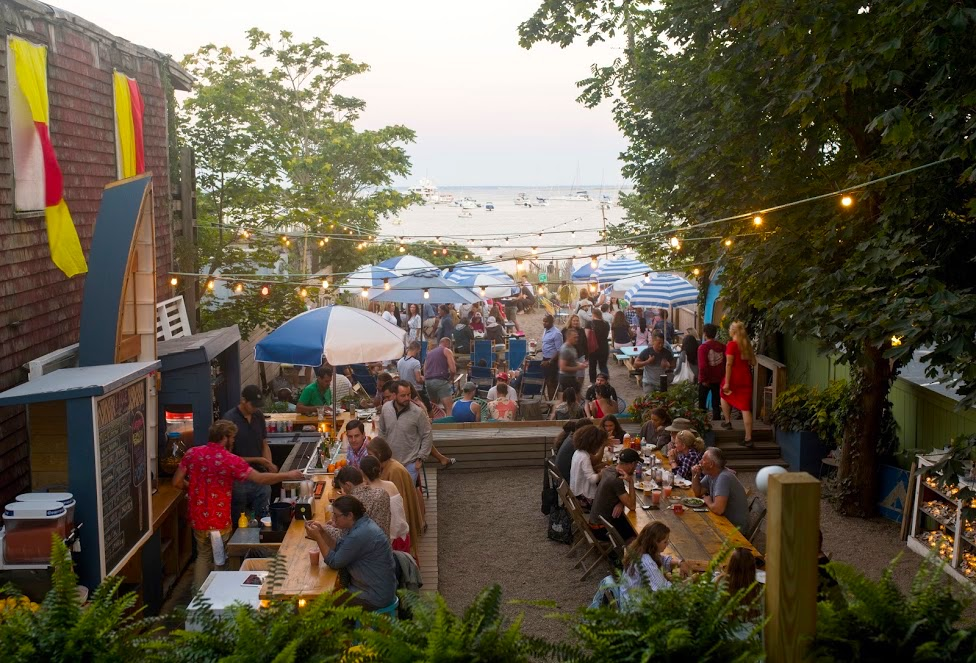 Magnetic Attraction Of Provincetown in Massachusetts-The Canteen