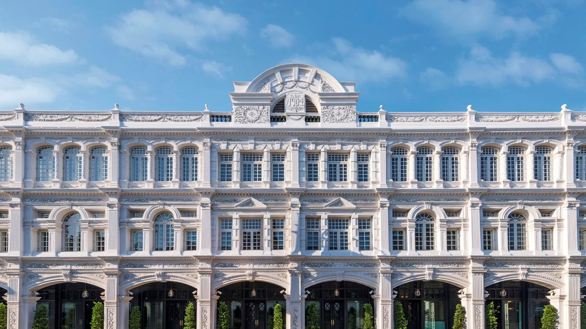 The Capitol Kempinski Hotel Singapore - Top Luxury Hotel in Singapore