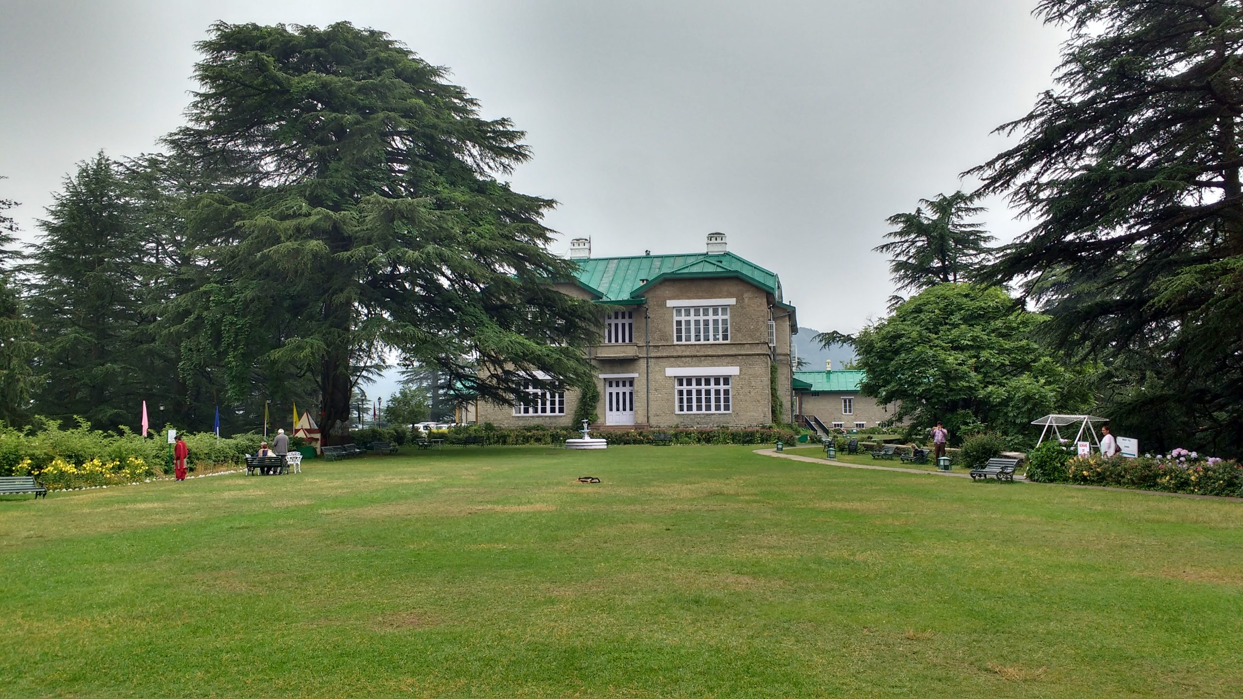 The Chail Palace - Must-Visit Restaurant to Try When in Chail
