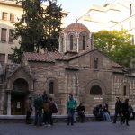 The Church of Panagia Kapnikarea - The Oldest Place That Was Used To Worship In Athens