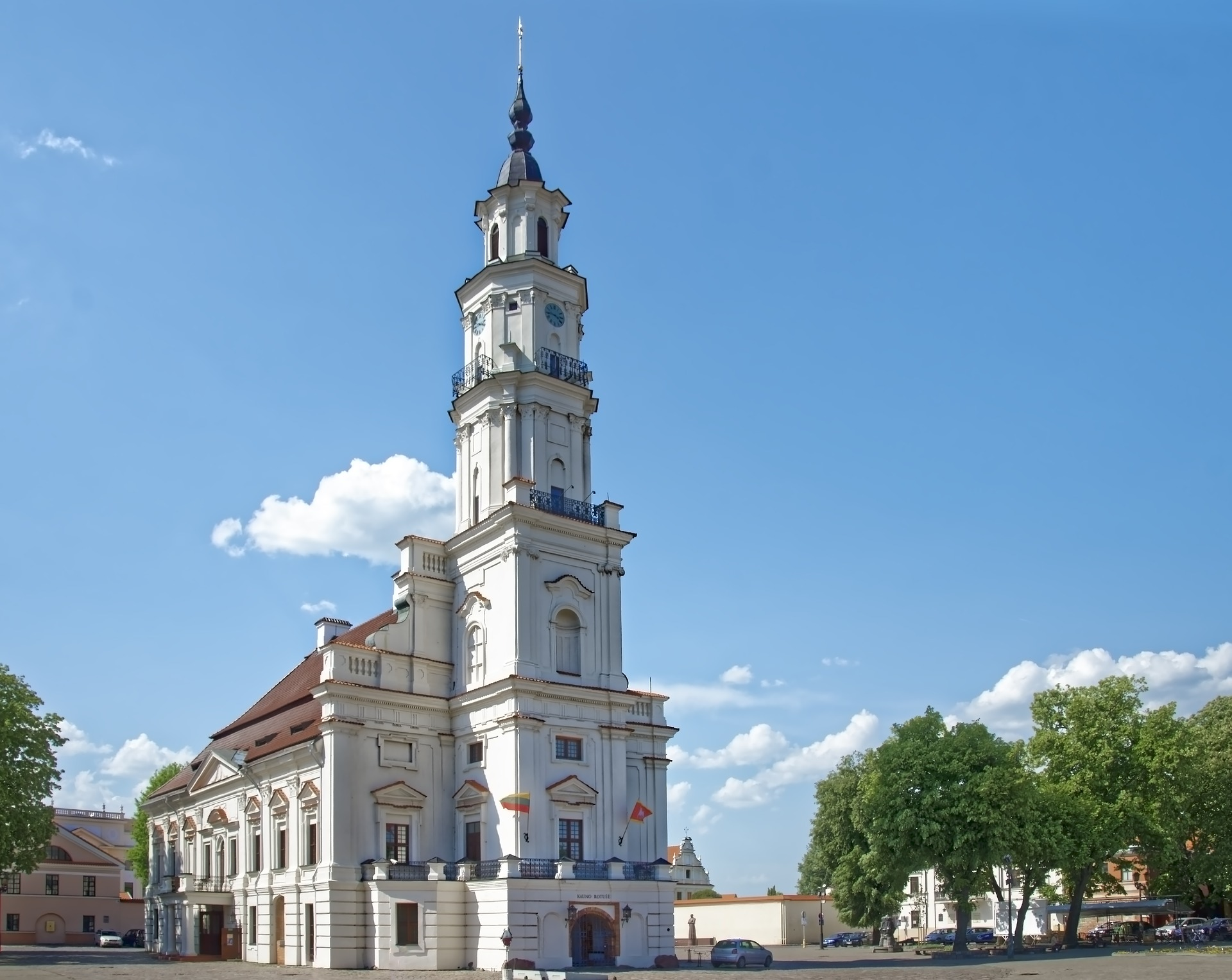 The City of Kaunas You Must Visit in Lithuania
