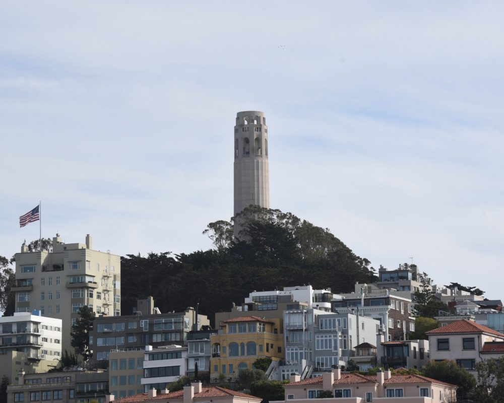 Coit Tower in SF - A Must-Visit Place For Tourists in San Francisco