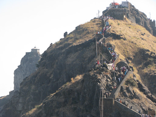 The Dattatreya Temple Myths, Kalo Dungar Mountain, Kutch