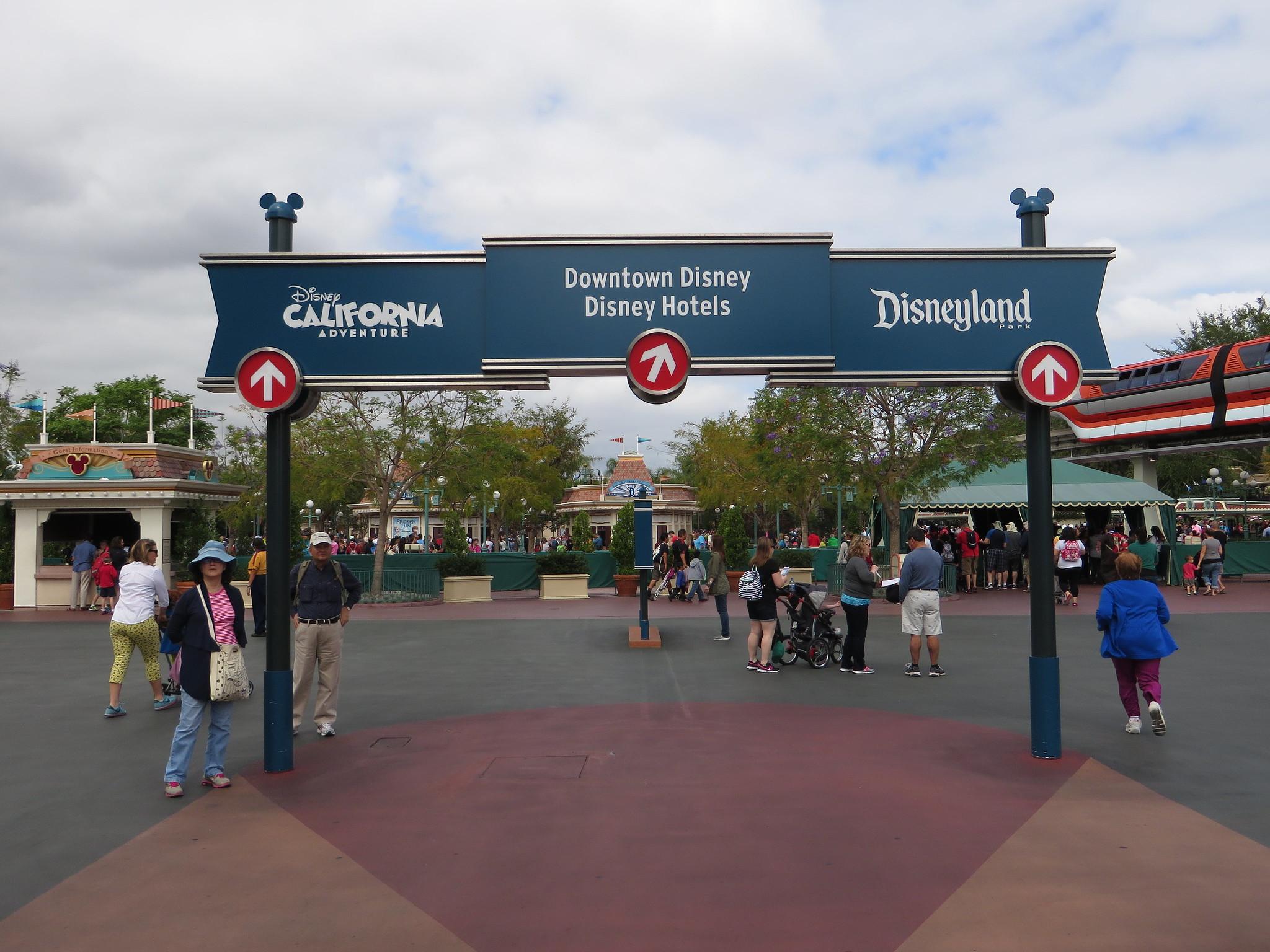 Must-Visit Attraction of California-The Disneyland Resort