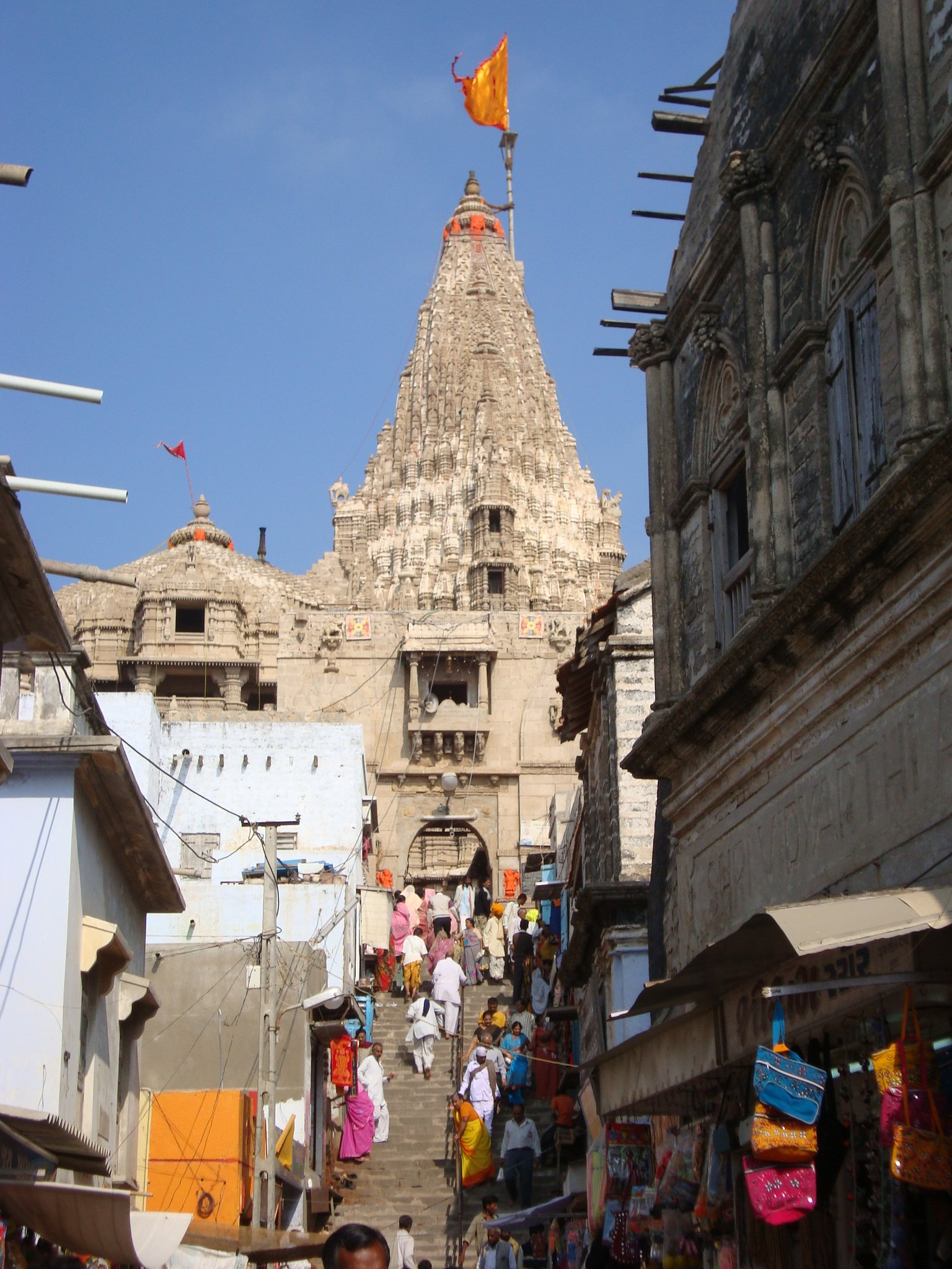 The Dwarkadhish Temple Experience, Gujarat