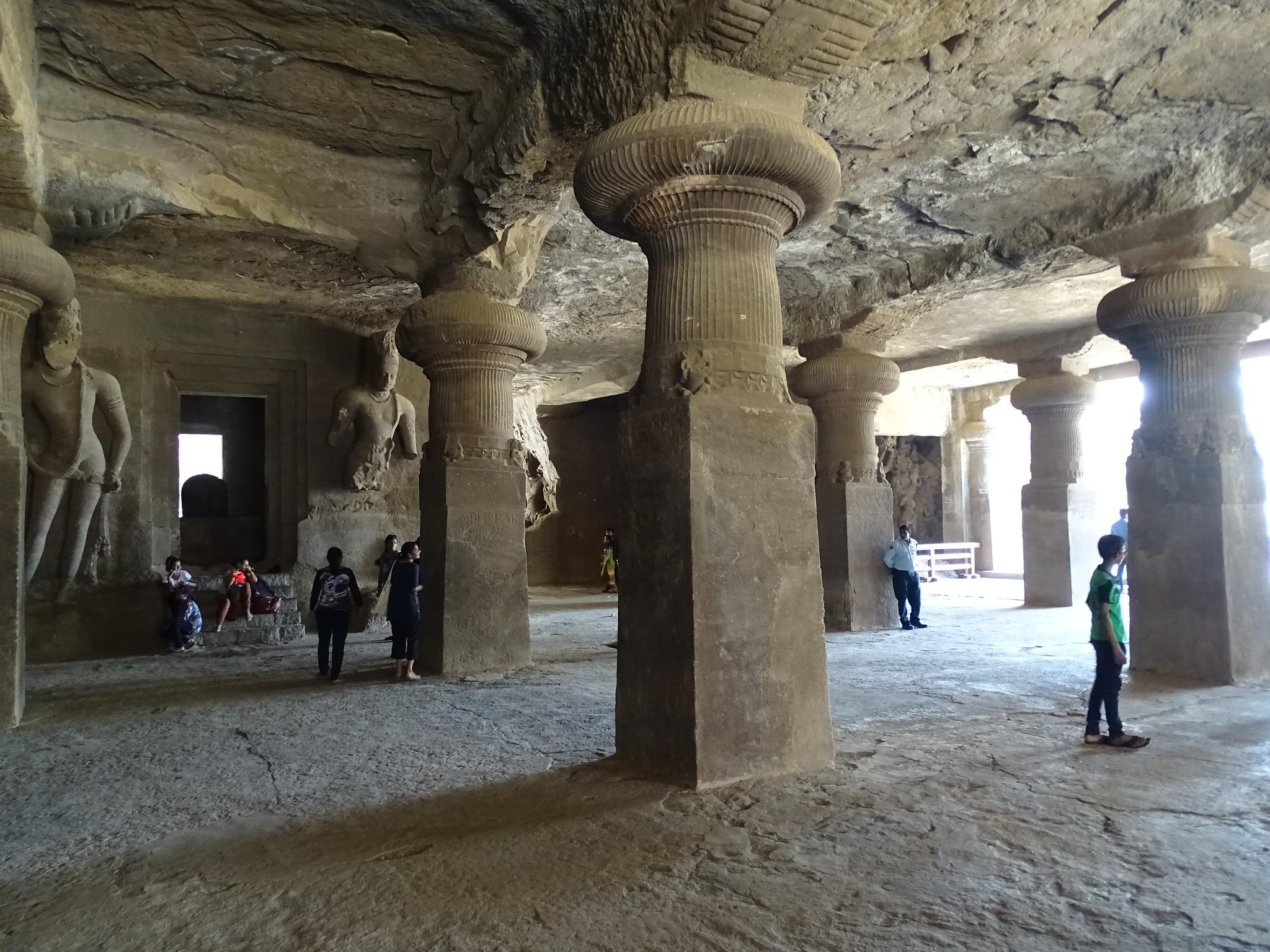 The Elephanta Caves Experience