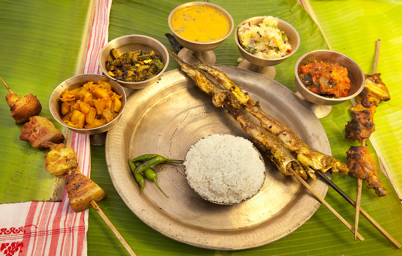 The Food of Assam