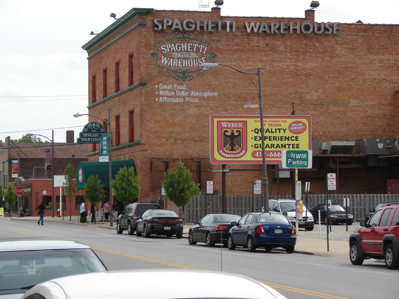 Best Historical Sites Of Texas No One Visits-The Former Spaghetti Warehouse