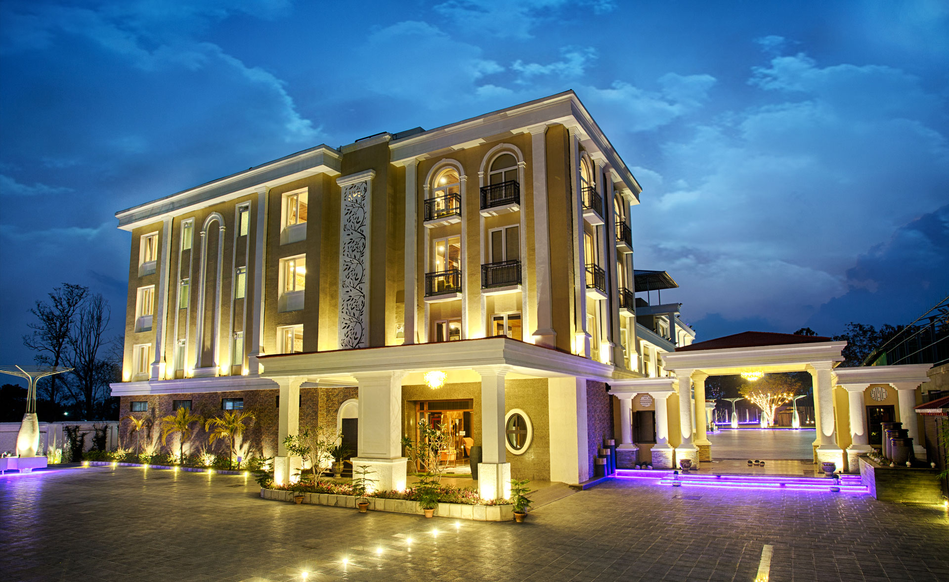 The Four Vedas Hotel and Resort - Best Luxury Hotels In Siliguri