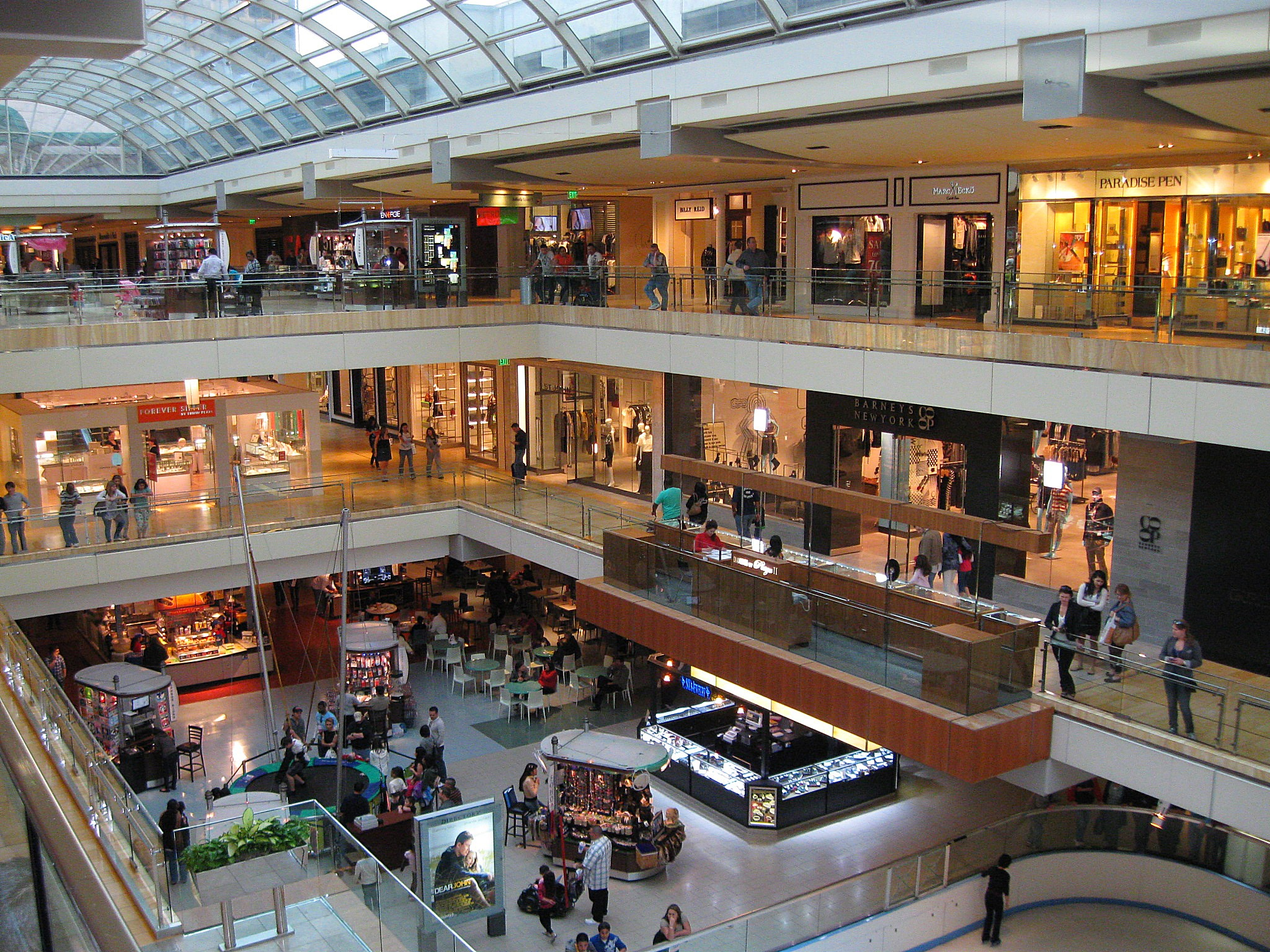 The Galleria - Top Place to Shop in Houston