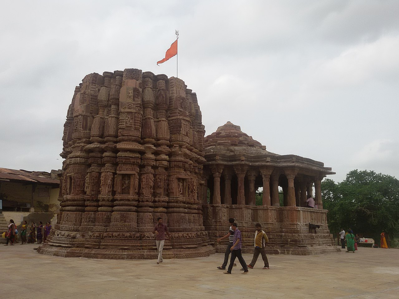 The Galteshwar Temple Experience, Kheda District, Gujarat