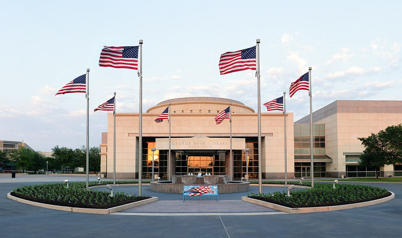 Must Visit Museum In Texas-The George W. Bush Presidential Library and Museum, Dallas