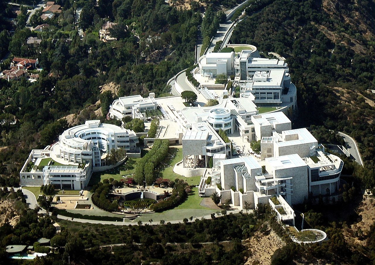 Sightseeing Place to Visit In California-The Getty Center