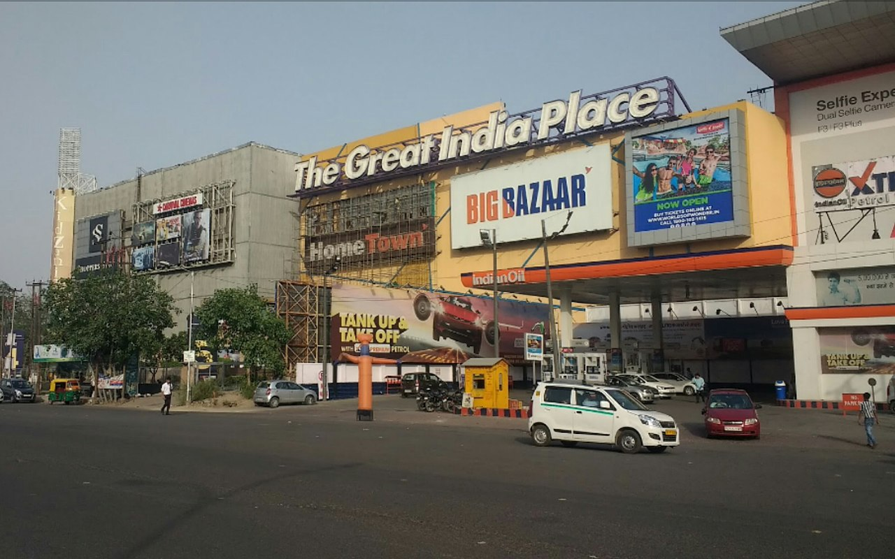 The Great India Place - Top Must-Visit Place in Gautam Buddh Nagar