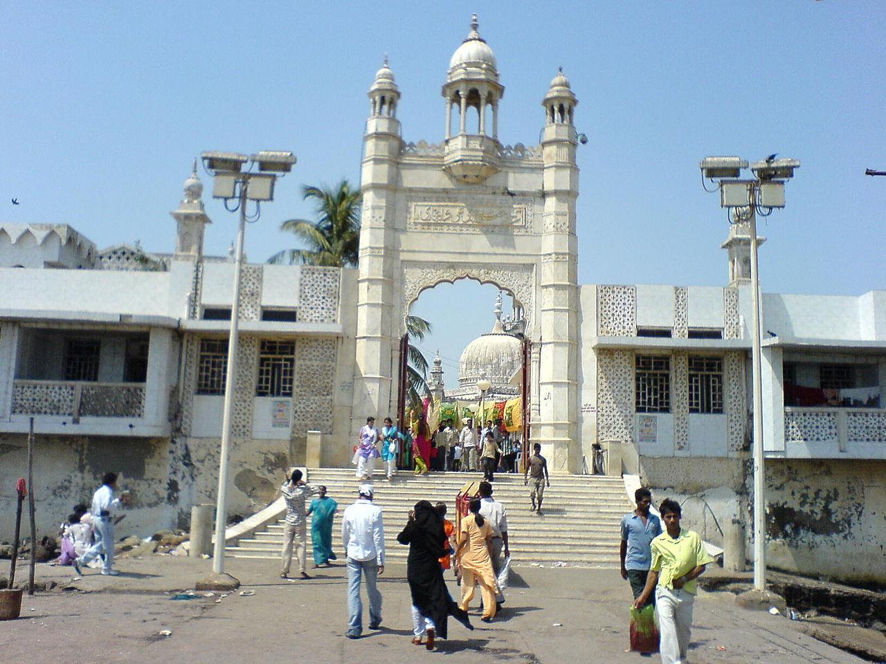 The Haji Ali Experience in Mumbai