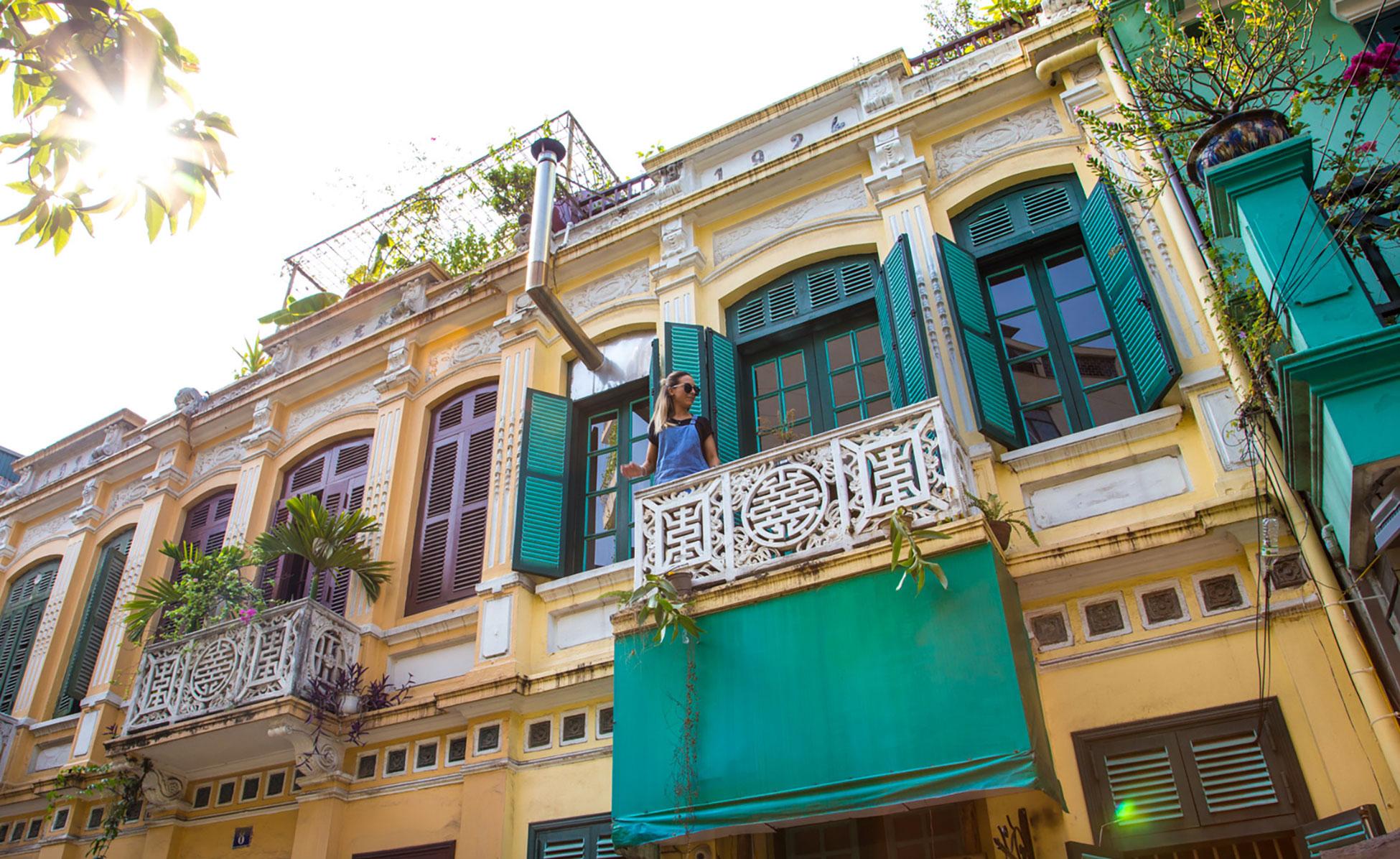 The Hanoi Social Club - Top Restaurant to Try In Hanoi