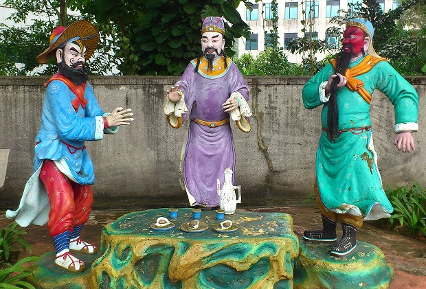 Best Alternative Things To Do In Singapore-Learn Traditional Chinese Moral Values At The Haw Par Villa