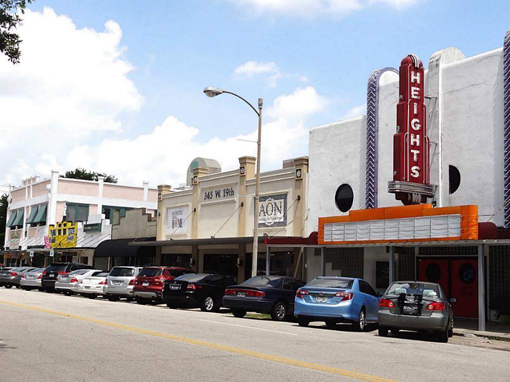 The Heights 19th Street to Shop in Houston