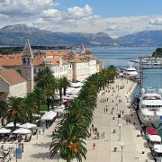 The Historic City of Trogir - A Croatian Island Having Ancient Palaces, Monastery, Churches, and Fortress