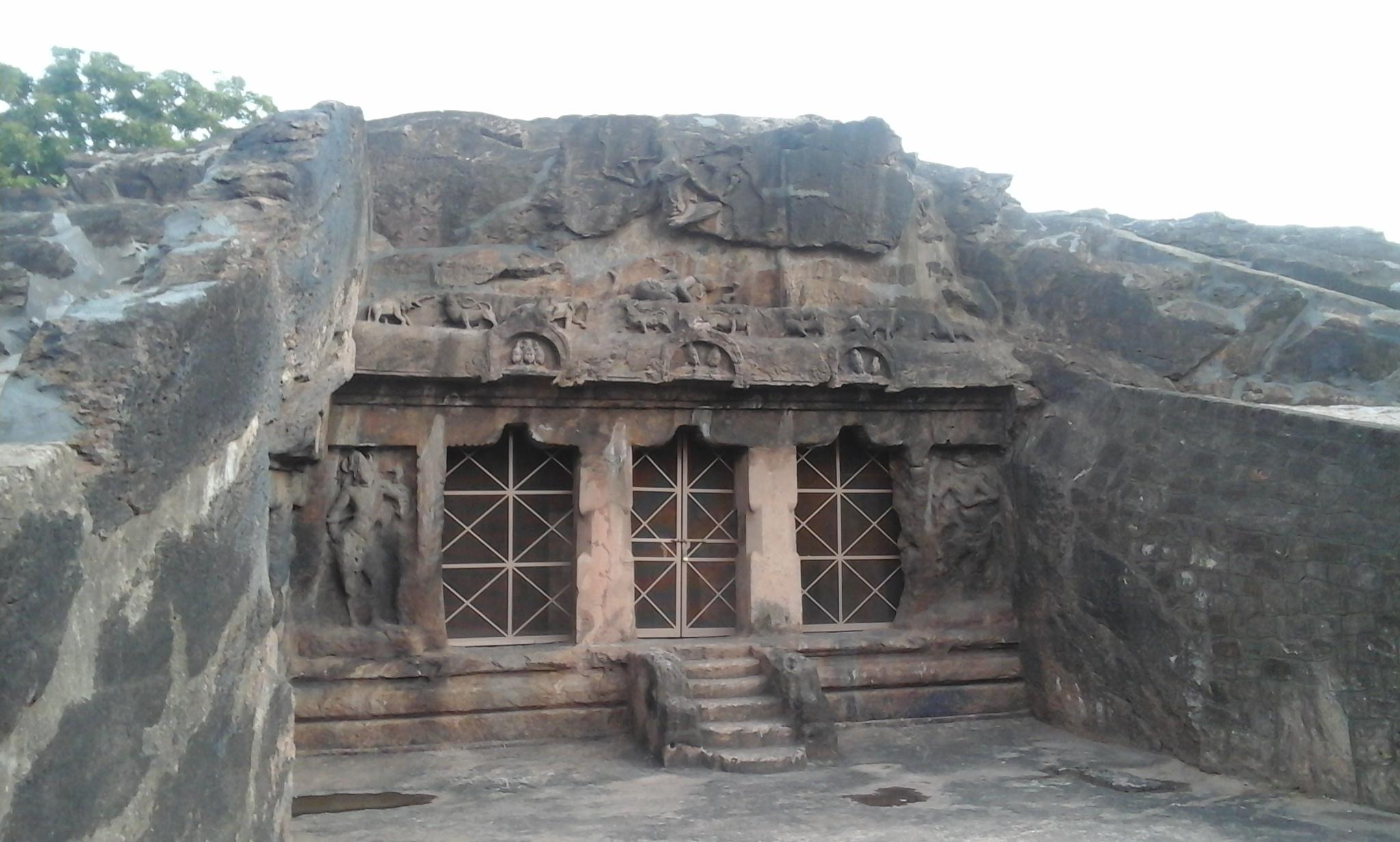 Mogalarajapuram Caves - Top Tourist Destination Near Vijayawada, AP
