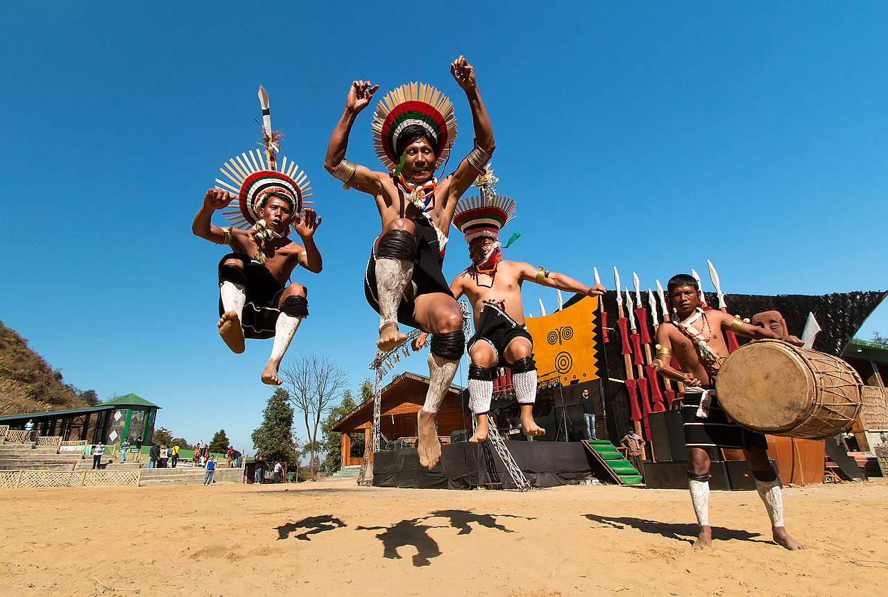 The Hornbill Festival - Amazing Festivals of Nagaland