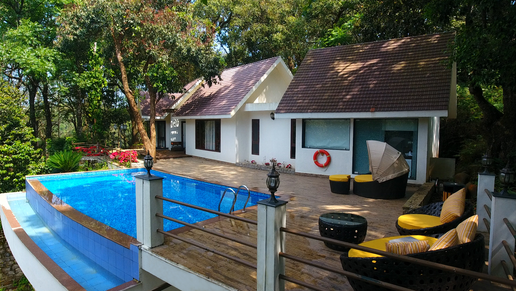 The Ibnii - Top Luxury Hotels in Coorg
