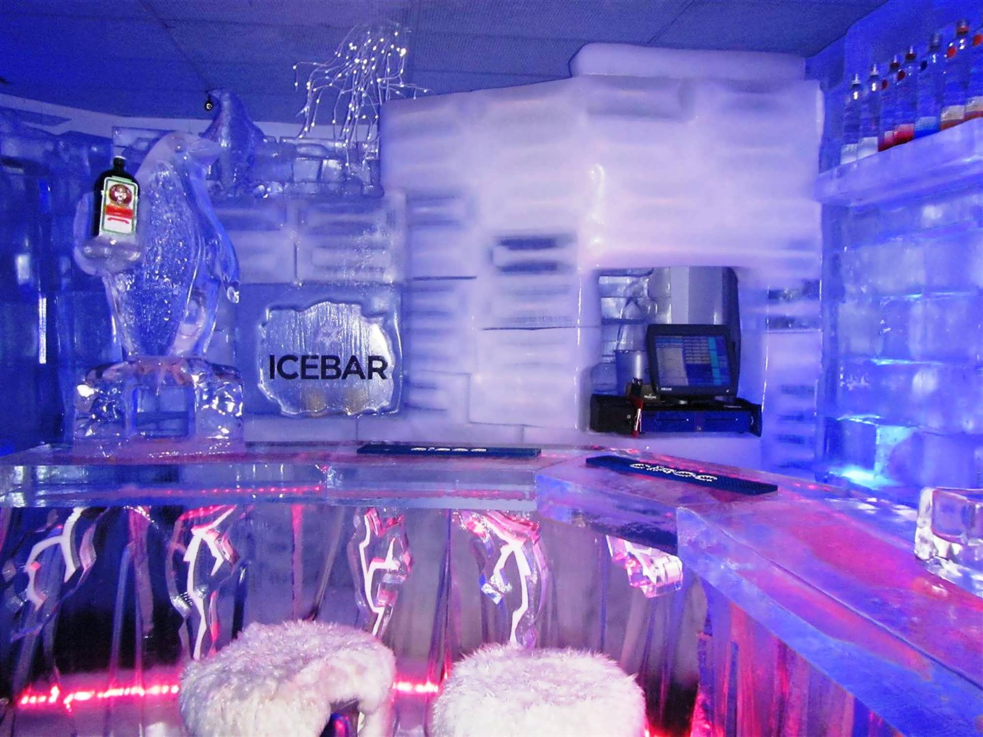 The Ice Bar - Things To Do In Orlando Besides Theme Parks