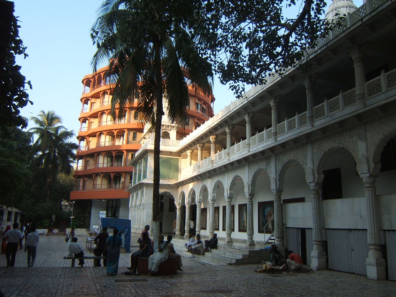 The Iskcon Temple at Juhu Experience, Mumbai