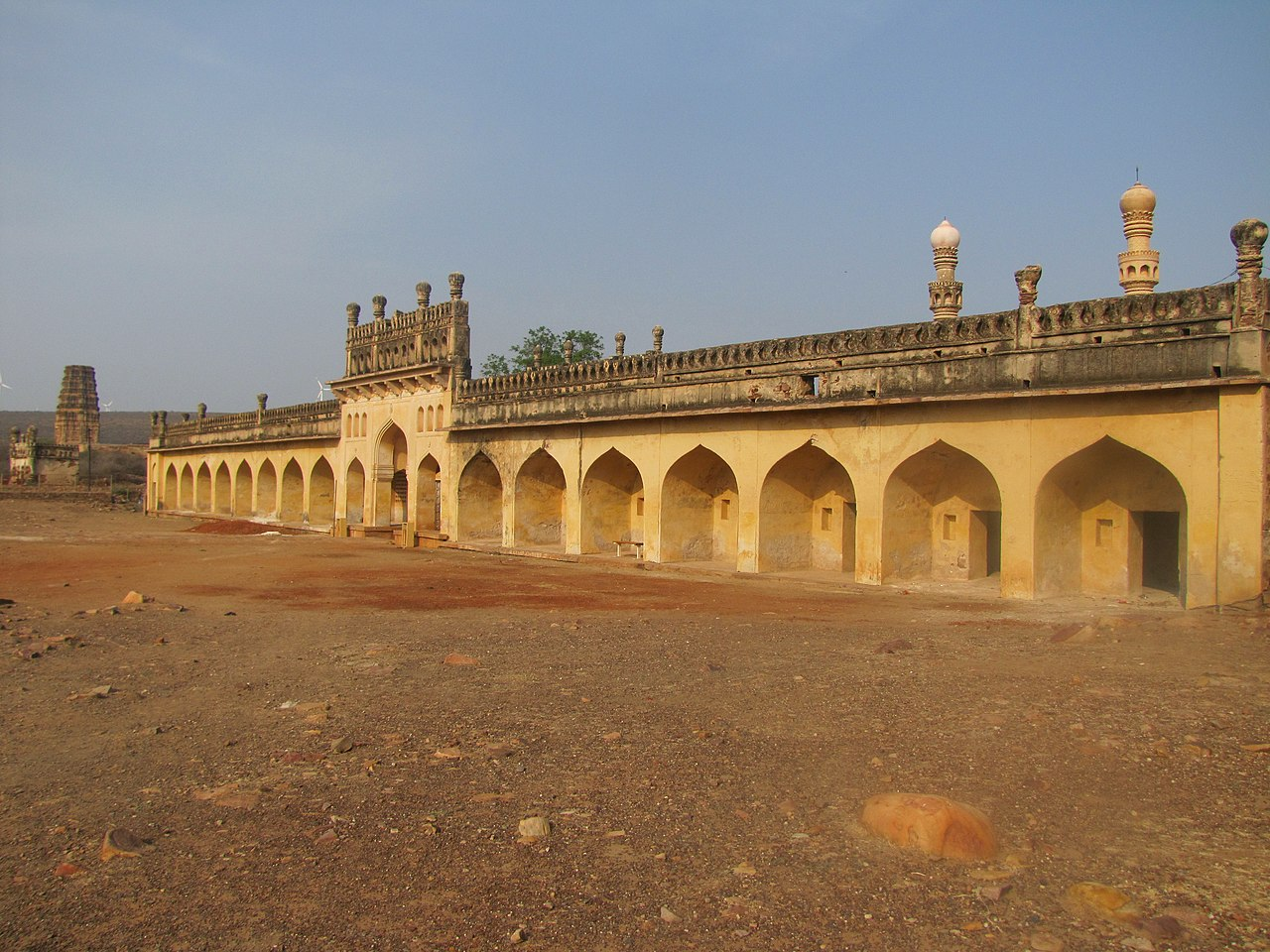 The Jamia Masjid - Place To Visit In Gandikota, Kadapa, AP