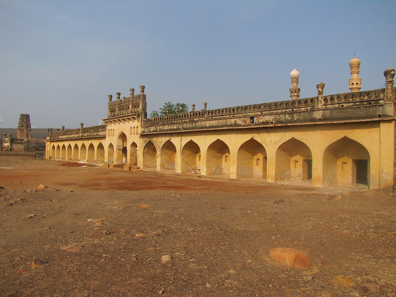 The Jamia Masjid - Place To Visit In Gandikota, Kadapa, AP