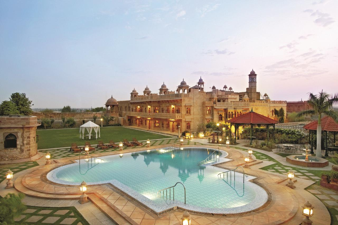 The Khimsar Fort Heritage Hotel, Rajasthan