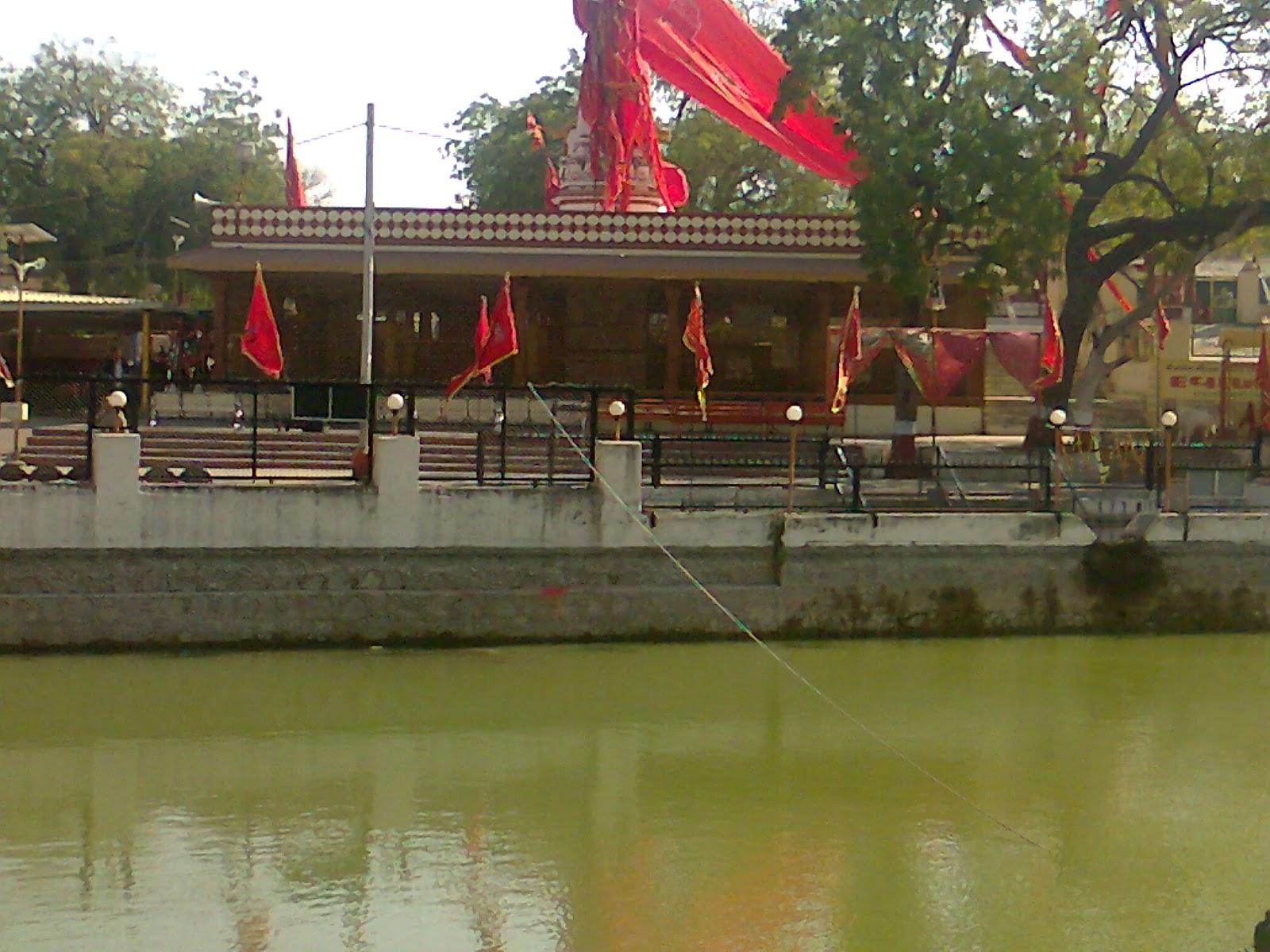 The Khodiyar Mata Temple Legend, Gujarat